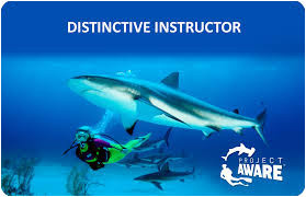 PADI IDC Thailand - AWARE Shark Conservation