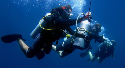 PADI IDC Phuket, Thailand, MSDT, Specialty Instructor Training, Internships