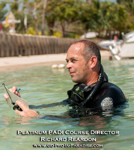 PADI IDC Phuket, Thailand, Platinum Course Director, SCUBA Diving Instructor Courses Internships, Asia
