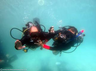 PADI IDC, MSDT Internship, CESA, Teaching Open Water Course, Thailand, Phuket