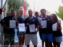 PADI IDC Thailand, Phuket dive Instructor Courses, IE photos
