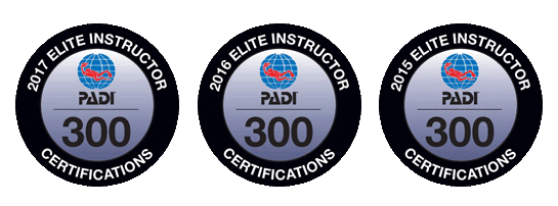 PADI Elite Instructor, IDC Phuket, Thailand, Platinum Course Director, Richard Reardon, CDTC Prep