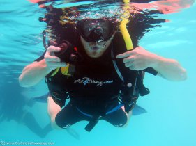 PADI IDC Thailand, SCUBA Diving Instructor Course
